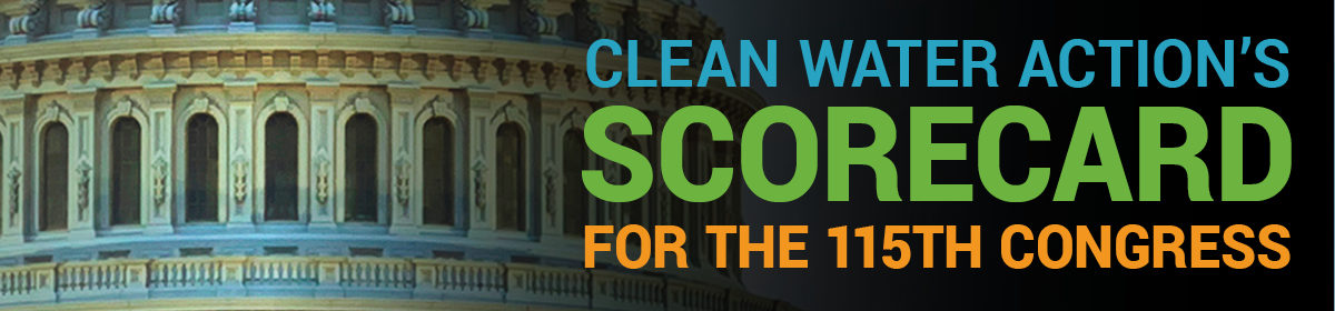 Clean Water Action Scorecard