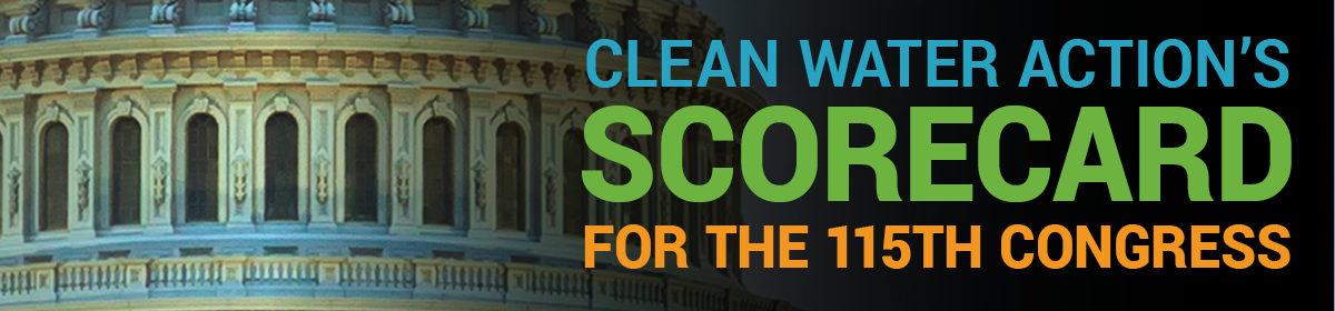 Clean Water Action Scorecard